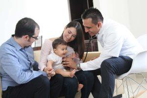 cuidar salud niños