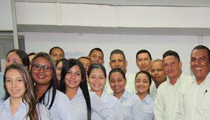 Trabajar en AMI Colombia