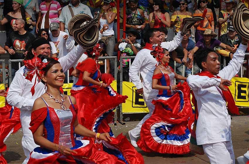 Urgencias Carnaval de Barranquilla