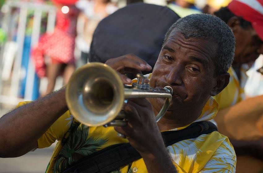 Salud en el Carnaval de Barranquilla