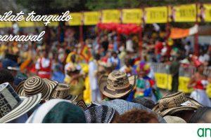 Emergencias carnaval Barranquilla