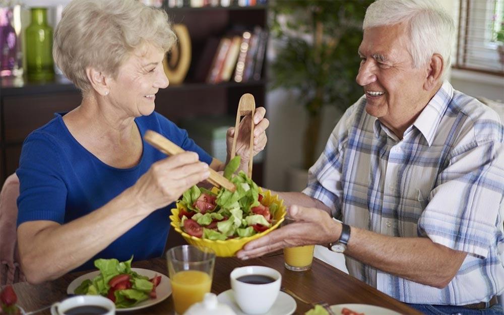 Alimentación adulto-mayores