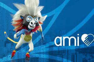 ami patrocinador juegos centroamericanos caribe