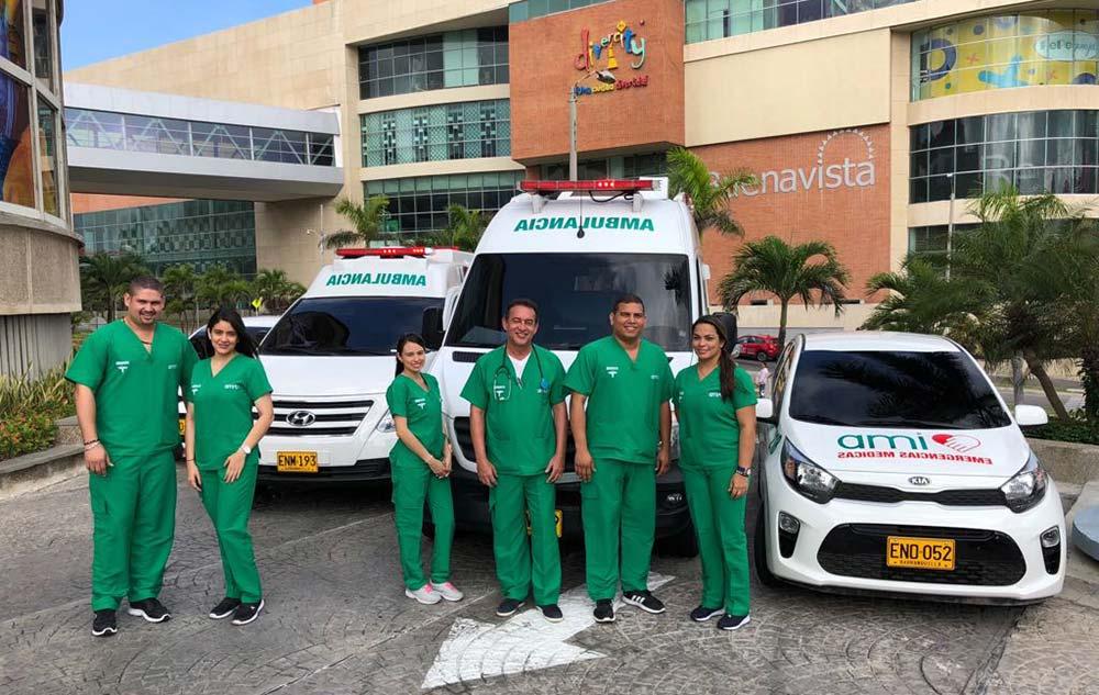 Médicos líderes en Colombia