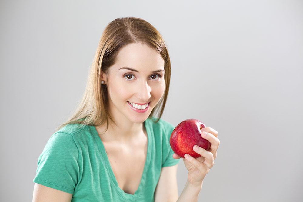 Alimentación higiene bucal