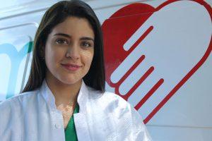Doctora Estefanía Hernández Saravia