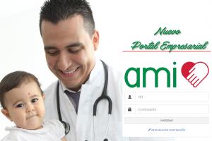 Portal empresarial afiliados AMI