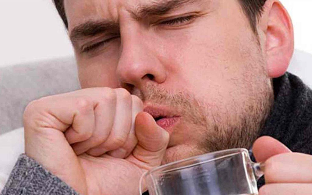 infección respiratoria en adultos