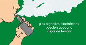 ¿Vapear es mejor que fumar un cigarro?
