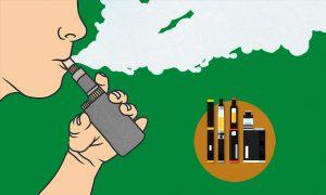 consecuencias del cigarrillo electrónico