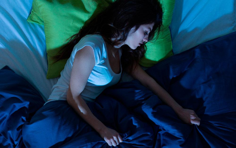 sudoración nocturna excesiva