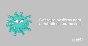 consejos para combatir el coronavirus