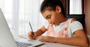 Salud mental niños durante el confinamiento