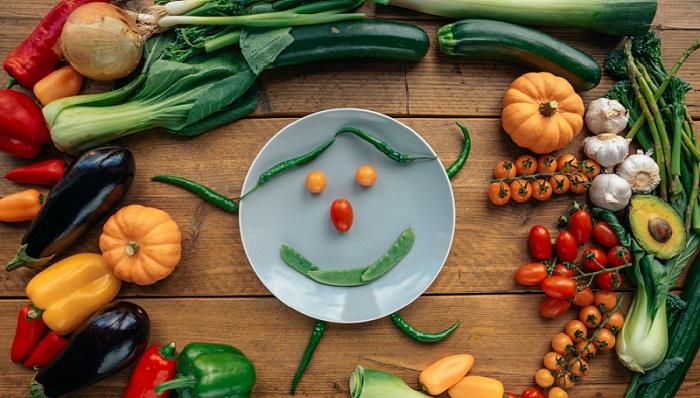 alimentos que producen felicidad